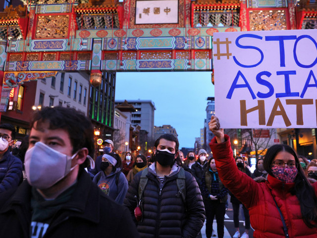 Misconception of anti-Asian violence revealed