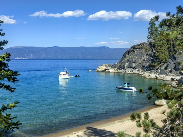 El Dorado County lifts travel ban, but state order still prohibits Tahoe tourism