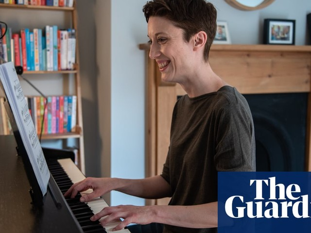Through my reclusive, lonely years of infertility, playing piano lifted my spirits