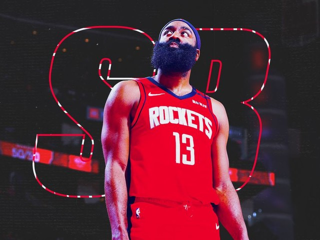 Even James Harden's worst games are showcases for his brilliance