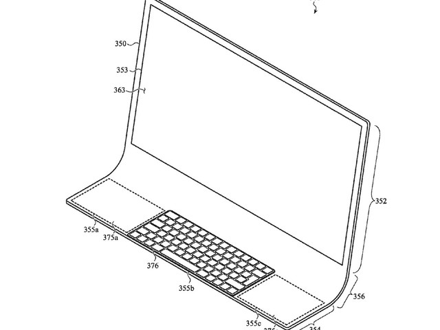 Apple Patent Imagines iMac Made From a Single Sheet of Glass