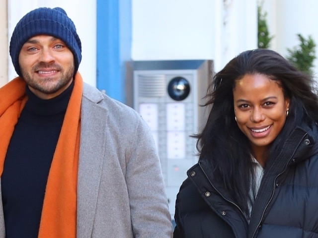 Jesse Williams & Girlfriend Taylour Paige Shop Around NYC For An Apartment
