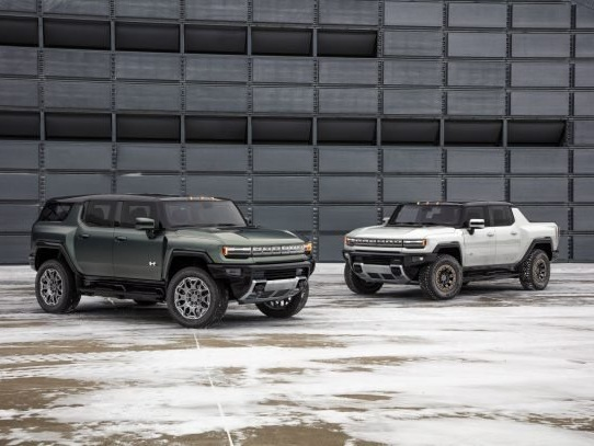 GMC Hummer EV SUV Unveiled As Lineup Expands