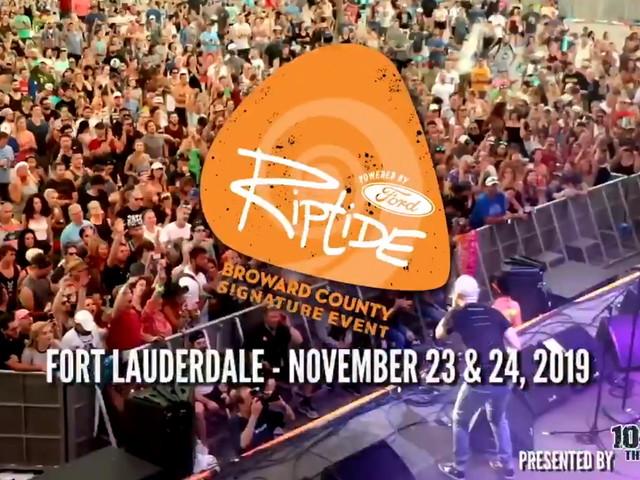Riptide Festival Announces 2019 Lineup