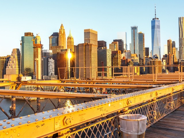 New York City is home to one of the country's most expensive rental markets — and as of July, rent in Brooklyn peaked at an all-time high for the 2nd month in a row