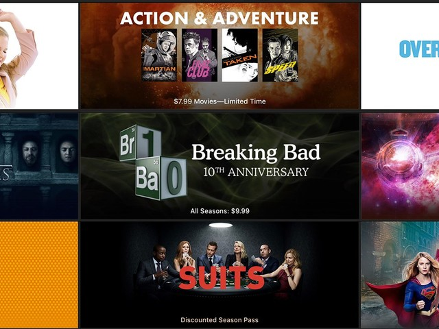 This week's best iTunes deals: popular TV complete seasons from $10, superhero movies, much more