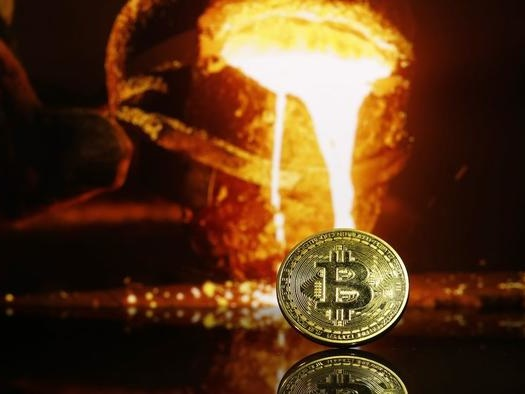 Is Bitcoin Displacing Gold As An Inflation Hedge?