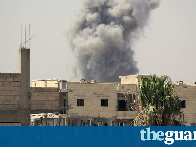 I am a civilian in Raqqa. Surviving the siege is becoming harder every day | Tim Ramadan