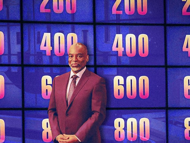 After Nearly a Decade of Campaigning, LeVar Burton Finally Gets His Chance to Host 'Jeopardy!'