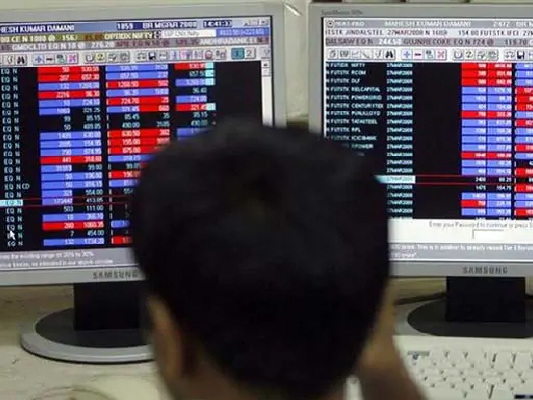 Sensex, Nifty Edge Higher Led By Banking Shares