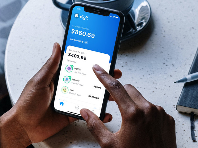 Digit is now offering a bank account with its automatic savings features built in