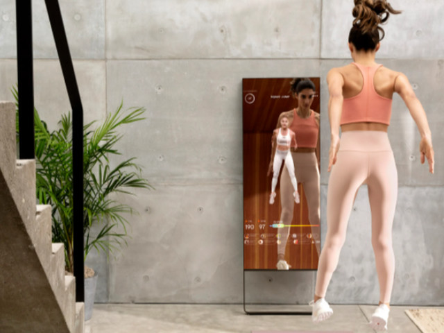 Get free fitness gadgets when you buy a Mirror with this code