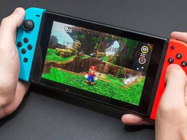 Nintendo has sold nearly 20 million Switch consoles