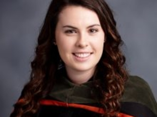 Allyssa Webb, '18, recognized with national ASHP Student Leadership Award