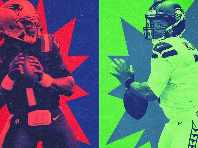 Cam Newton and the Patriots Get Their First Real Test Against the Seahawks