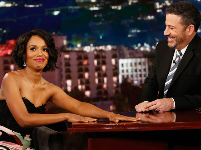 Kerry Washington Says Netflix Version of 'American Son' Honors The Play!