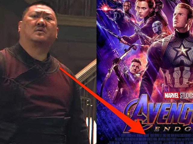 The new 'Avengers: Endgame' poster teases one more character we'll see in the movie