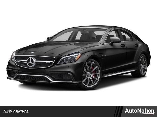 2016 Mercedes-Benz CLS63--AMG AMG CLS 63 S-Model