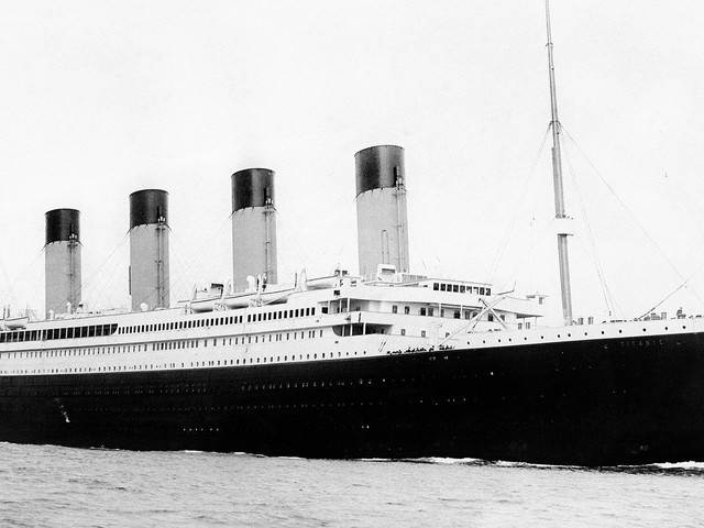 5,500 Titanic Artifacts Could Be Yours...If You Can Outbid James Cameron