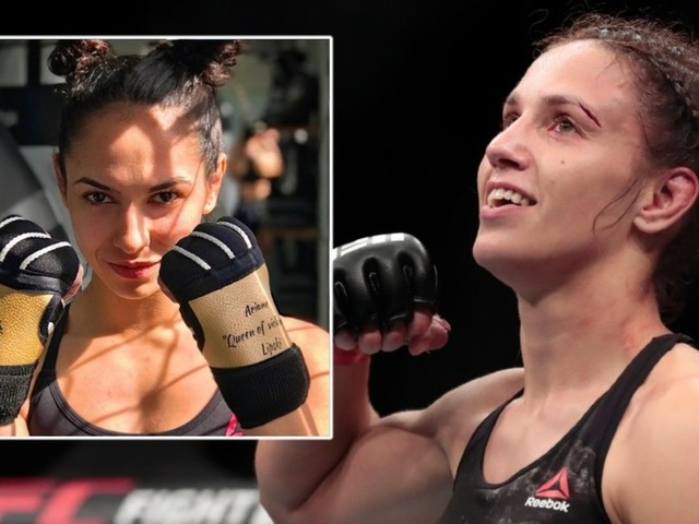 Sister act: Shevchenko aims to step from the shadows and show her skills as submission sensation Lipski aims for top at UFC 255