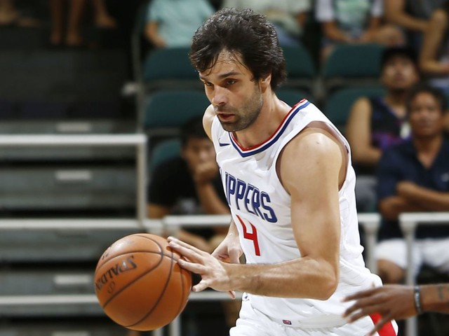 Clippers welcome back Milos Teodosic as Danilo Gallinari is hurt again