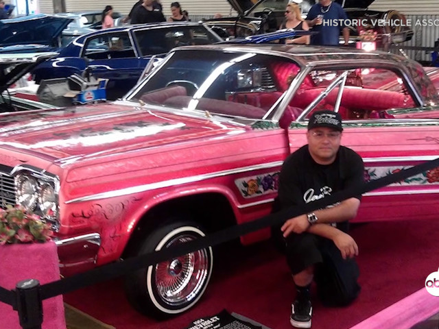 Owner of the most famous lowrider in LA history dies at 45