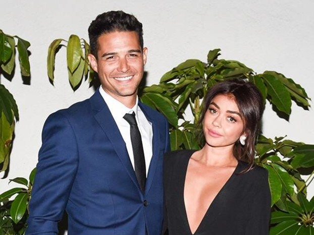 """Wells Adams Felt """"Too Much Pressure"""" Before Proposing to Sarah Hyland--But Not Why You Think"""