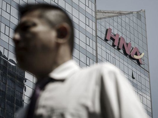 China's HNA Conglomerate Dumps Even More Deutsche Bank Stock
