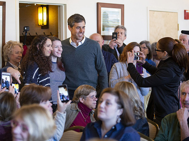 As Beto campaigns, New Hampshire looks for rock-ribbed answers, not fluff