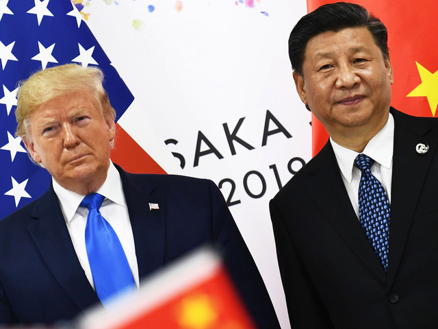 Trump boasts 'substantial' China trade deal in the works