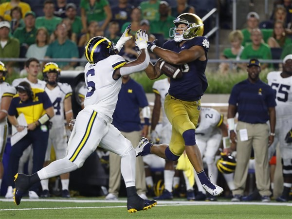 The three toughest games on the Michigan football schedule