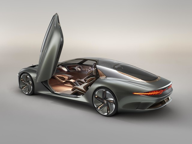 This Just In: Bentley Celebrates 100 Years with Reveal of EXP 100 GT Concept