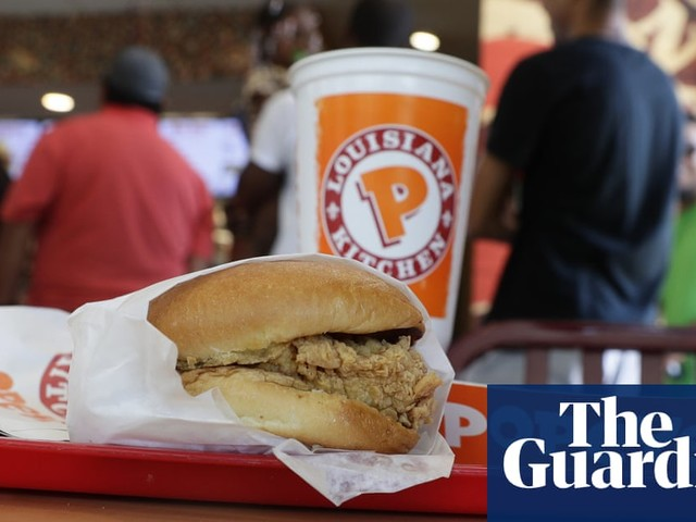 Bona-fried success: why are Americans obsessed with Popeyes' new chicken sandwich?