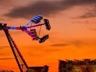 AP PHOTOS: Romania's autumn fairs delight all ages, incomes