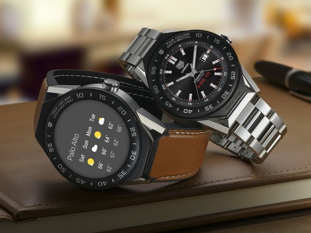 Tag Heuer's latest smartwatch is smaller and features customizable looks