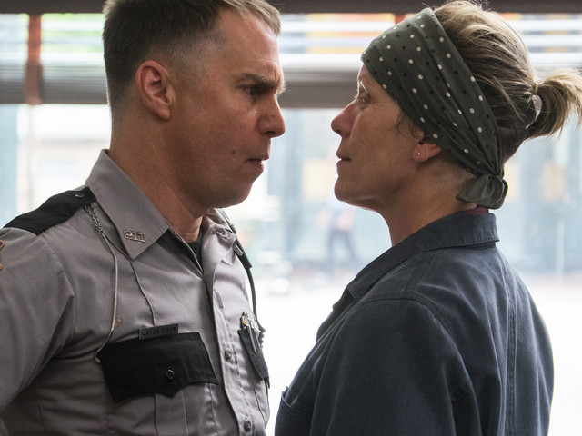 White Critics Love 'Three Billboards' Like They Love Their Racist Uncles