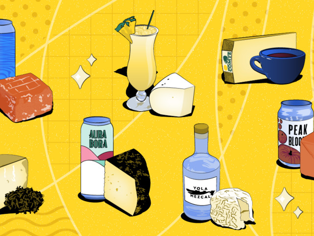 7 Genius (Unexpected) Drinks to Pair with Cheese Instead of Wine