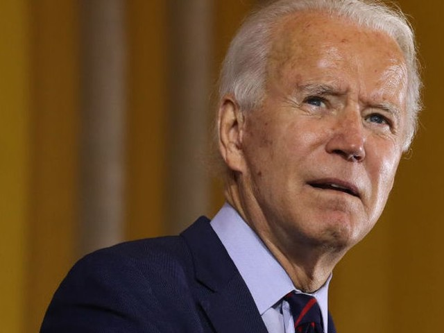 Boilermakers union leader blasts Biden for claiming union endorsed him: 'That is not true'