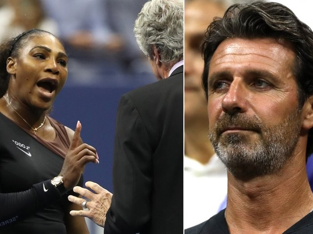 This is what 'coaching' means in tennis — and why Serena Williams was penalised for it