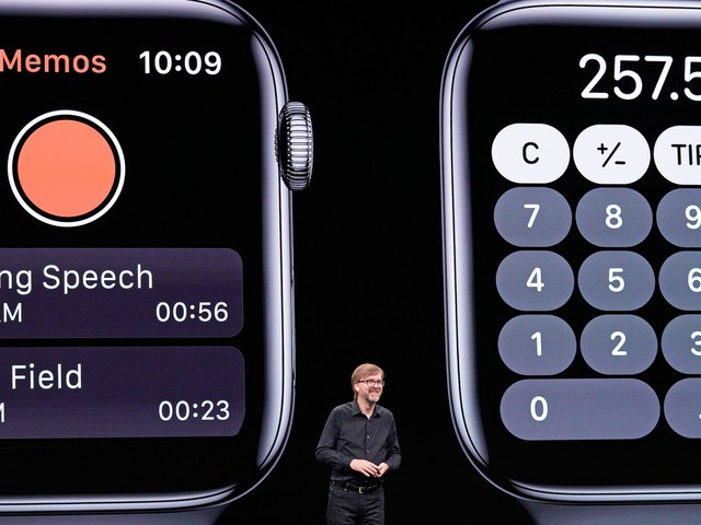Apple Watch still fails at its most basic function — telling the time (AAPL)