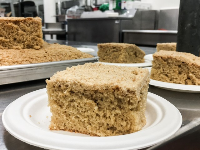 How LAUSD's classic coffee cake evolved and led to love