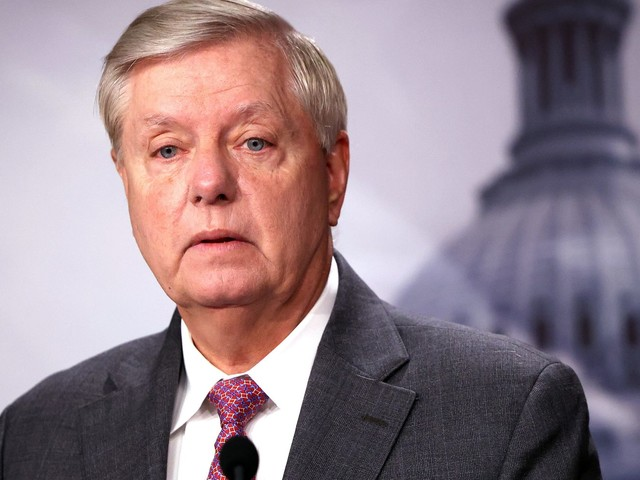 Sen. Lindsey Graham Says He's Tested Positive For COVID-19
