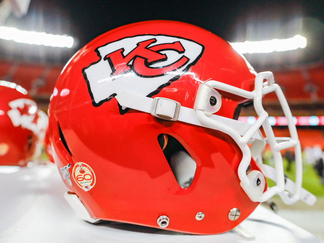 Chiefs avoid forfeit disaster after equipment sent to New Jersey