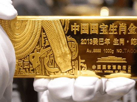 China's Golden Corridor – Gold Reserves And Negative Yield
