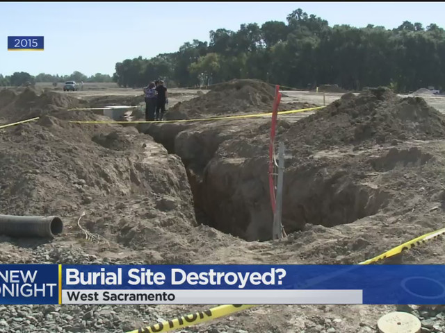 Did Developer Hide Evidence Of Native American Burial Site?