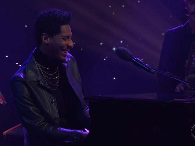 Jon Batiste Performs 'PRINCE' On 'Colbert'