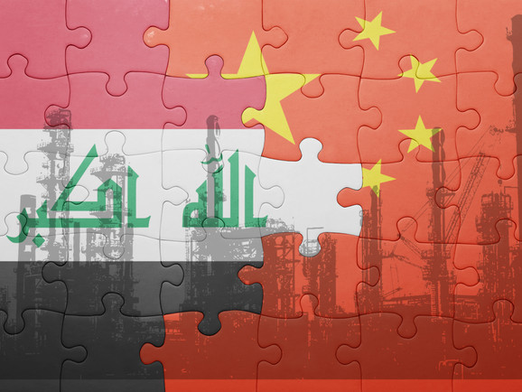 China Makes A Move On OPEC's No.2