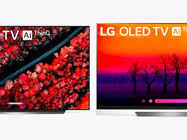 Two of LG's Best 4K OLED TVs Are 60% Off