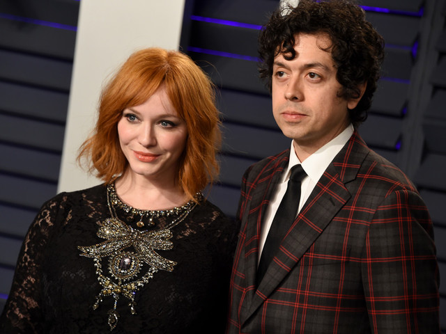 Christina Hendricks and Geoffrey Arend split after 10 years of marriage