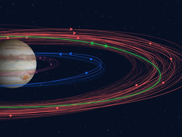 Jupiter Now Has a Whopping 79 Moons